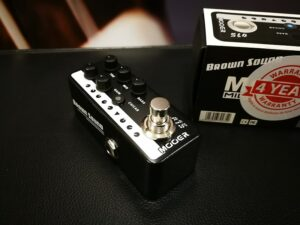 Mooer Micro Preamp 015 - Brown Sound