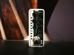 Mooer Micro PreAmp 005 - Brown Sound 3, Fifty Fifty