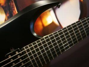 Ibanez RGD7UCS-ISH RGD Prestige Uppercut Series HH Deep Cutaway 7-String Electric Guitar + Case