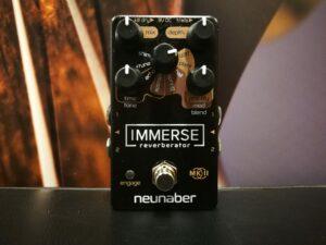 Neunaber Audio Immerse Mk II - Reverberator