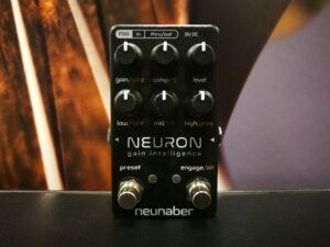 Neunaber Audio Neuron - Gain Intelligence