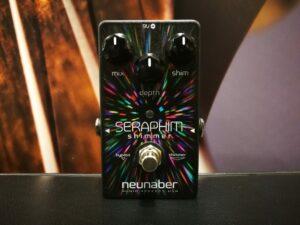 Neunaber Audio Seraphim Shimmer - True Bypass, B-Stock