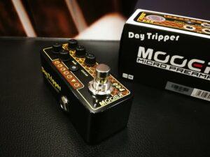 Mooer Micro PreAmp 004 - Day Tripper