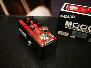 Mooer Micro Preamp 016 - Phoenix