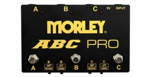 Morley ABC-PRO - Gold Series ABC Pro Selector - A/B/C Switch