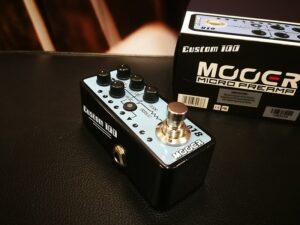 Mooer Micro Preamp 018 - Custom 100