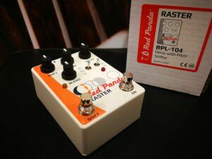 Red Panda Raster - Delay