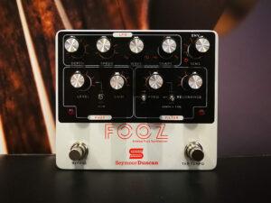 Seymour Duncan Fooz - Analog Fuzz Synth