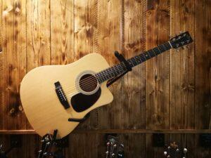 Sigma DMC-STE+ Acoustic Guitar + Preamp