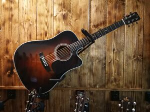 Sigma DTC-1STE-SB+ Acoustic Guitar + Preamp
