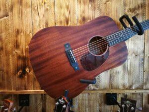 Sigma SDM-15E+ Acoustic Guitar + Preamp + Gigbag
