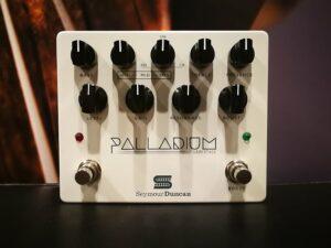 Seymour Duncan Palladium (White) - Gain Stage / Overdrive / Boost