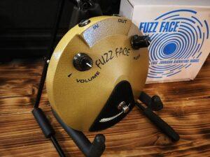 Dunlop EJF1 Eric Johnson Signature Fuzz Face