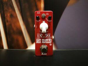 XVive B1 Bass Squeezer - Jamie Mallender Signature Bass Compressor