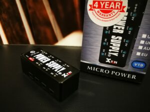 XVive V19 Micro Power - Multi Power Supply