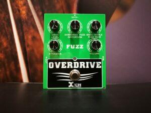 XVive W2 Overdrive Fuzz, B-Stock