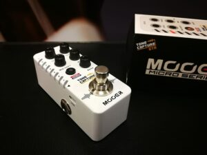 Mooer Tone Capture GTR - Guitar Tone Capture Tool / Sampler / EQ