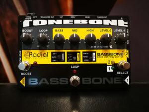 Radial Engineering Tonebone Bassbone V2, B-Stock