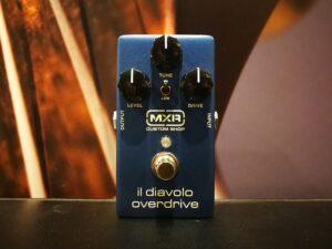 MXR CSP036 - Il Diavolo Overdrive