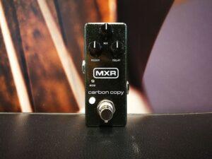 MXR M299 - Carbon Copy Mini Analog Delay