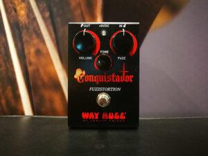 Way Huge Conquistador Fuzzstortion (WHE406) - Fuzz / Distortion