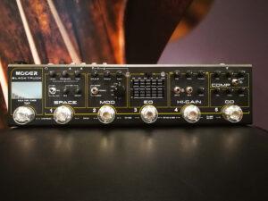 Mooer Black Truck - Multi-Effects Pedal, B-Stock