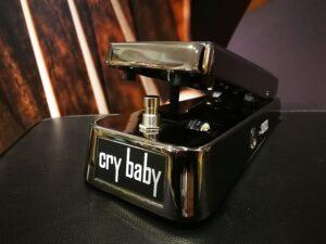 Dunlop GCB95SC - Cry Baby - Original Wah - Limited Editon, Smoked Chrome, B-Stock