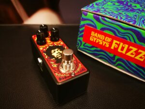 Dunlop JHW4 - Band Of Gypsys Fuzz - Authentic Hendrix '69 Psych Series - Mini Limited Edition