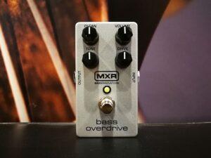 MXR M89 - Bass Overdrive