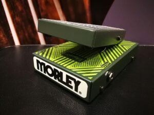 Morley MTKIKO - Mini Kiko Loureiro Switchless Wah - Electro-Optical Design, Limited Edition, B-Stock