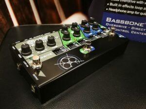 Radial Bassbone OD, Bass PreAmp & Overdrive, B-Stock