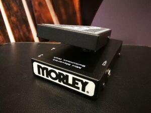 Morley MTSW - Mini Maverick Switchless Wah - Electro-Optical Design, B-Stock