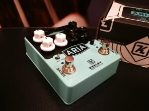 Keeley Aria - Compressor / Overdrive