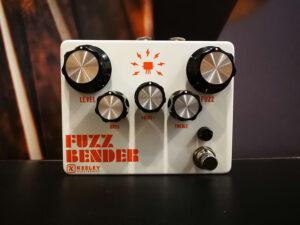 Keeley Fuzz Bender - Hybrid Fuzz, B-Stock