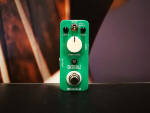 Mooer Green Mile, Overdrive Pedal