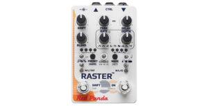 Red Panda Raster V2 - Delay