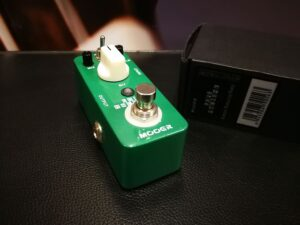 Mooer Lofi Machine - 3 Modes Bit Crusher, B-Stock