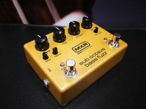 MXR M287 - Sub Octave Bass Fuzz, B-Stock