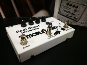 Morley MDB2 - Morley Man FX Dual Boost Distortion