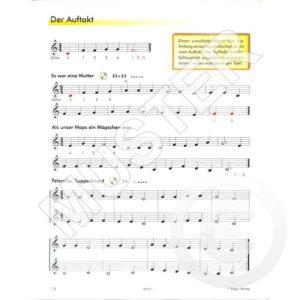 Klarinette lernen mit Spaß 1 + CD