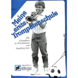 Meine erste Trompetenschule 1