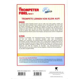 Die Trompeterfibel 1 + CD