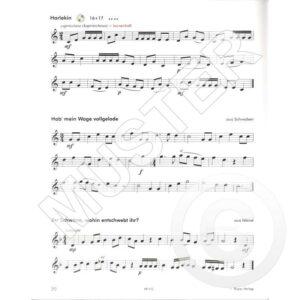Klarinette lernen mit Spaß 2 + CD