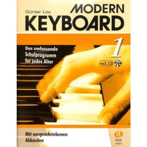 Modern Keyboard 1 + CD