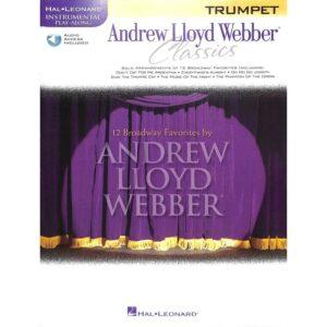 Andrew Lloyd Webber Classics für Trompete inkl. Audio Access