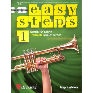 Easy steps 1 | Schritt für Schritt + CD