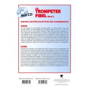 Die Trompeterfibel 2 + CD