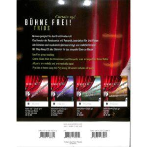 Bühne frei! Trios + CD