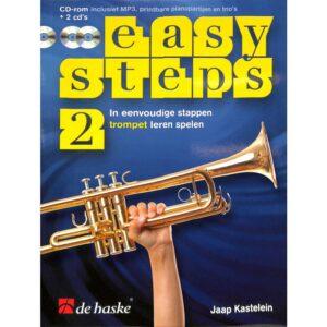Easy steps 2, Schritt für Schritt + CD
