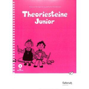 Theoriesteine Junior Band 1, incl. Online Audio